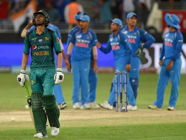 India vs Pakistan: World Cup Head To Head Match Stats