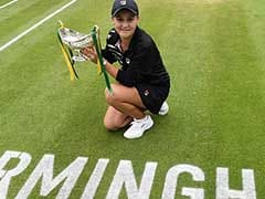 Australian Ashleigh Barty Claims World No.1 Ranking With Win In Birmingham