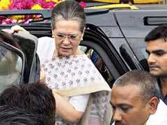 कांग्रेस ने सोनिया गांधी से की पार्टी का अस्थायी अध्यक्ष बनने की अपील, तो मिली यह प्रतिक्रिया