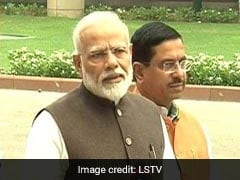 LIVE From Parliament: PM Modi, Other Lawmakers Take Oath On First Day