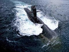 Centre's Big Step For 6 'Make-In-India' Submarines For Rs 45,000 Crore