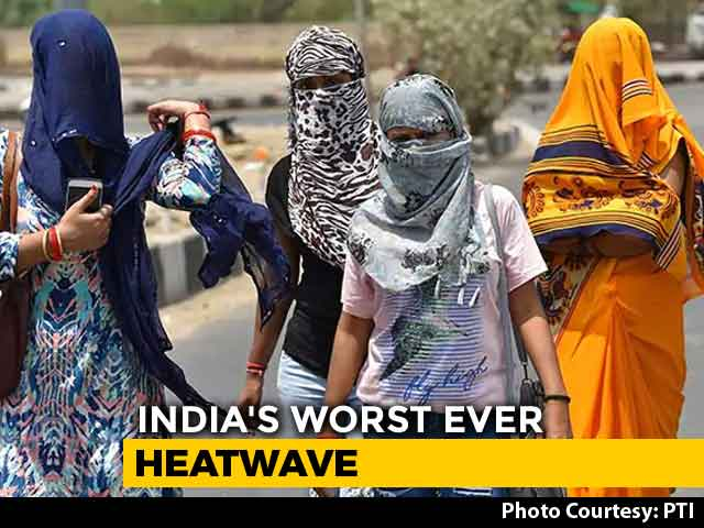 Video : With Record Temperature in 4 Cities, This Is The Worst Heatwave Ever
