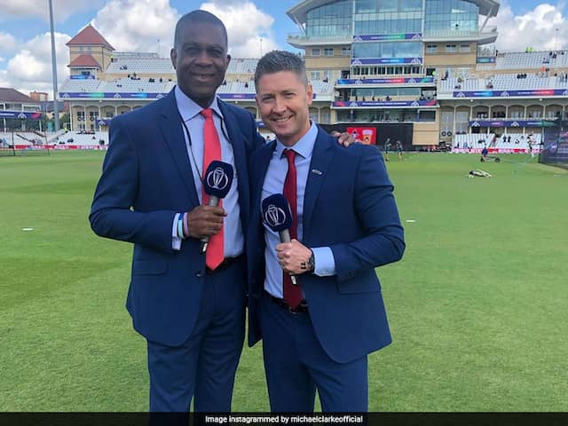 Michael Holding Says Entertainment In Sport Is About Quality Of Play Not What Happens In Stands