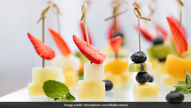 World Cup 2019: Treat Your Guests With This 5-Minute Cheese And Pineapple Sticks Starter Recipe