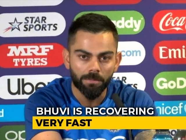 Will Take Best Call For The Team When Time Comes, Says Virat Kohli On Bhuvneshwar And Shami
