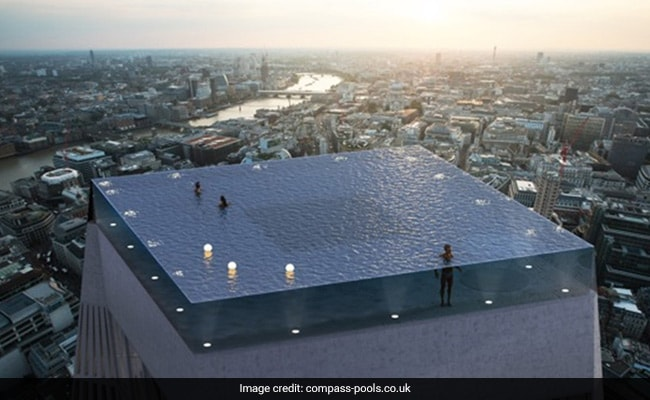 London To Get World S First 360 Degree Infinity Pool But