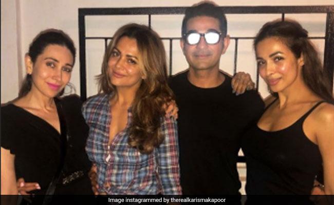 Malaika Arora teases 'grumpy' Arjun on social media