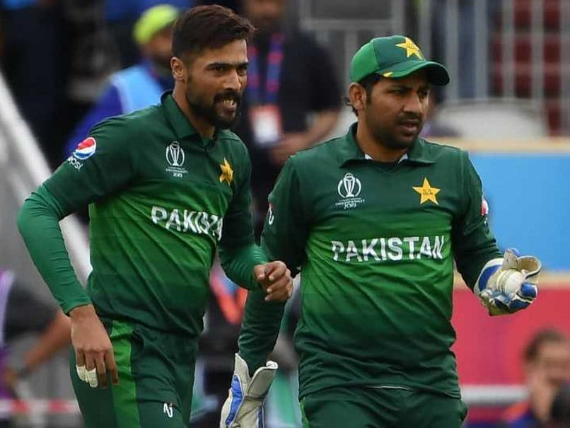 """Mohammad Amir Pleads With Fans Not To Use """"Bad Words For Players"""""""