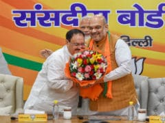 Inhuman Comments About Amit Shah's Health Extremely Condemnable: JP Nadda