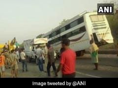 11 Killed, 25 Injured After Bus Rams Truck In Jharkhand