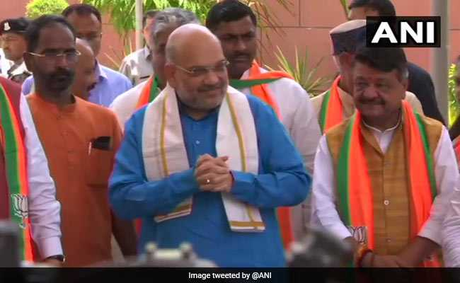 Amit Shah To Stay BJP Chief? Decision Likely In Mega Meetings Over 3 Days