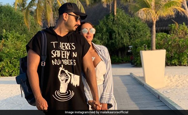'She Has My Heart': Arjun Kapoor's Instagram Brimming With Love For Malaika Arora