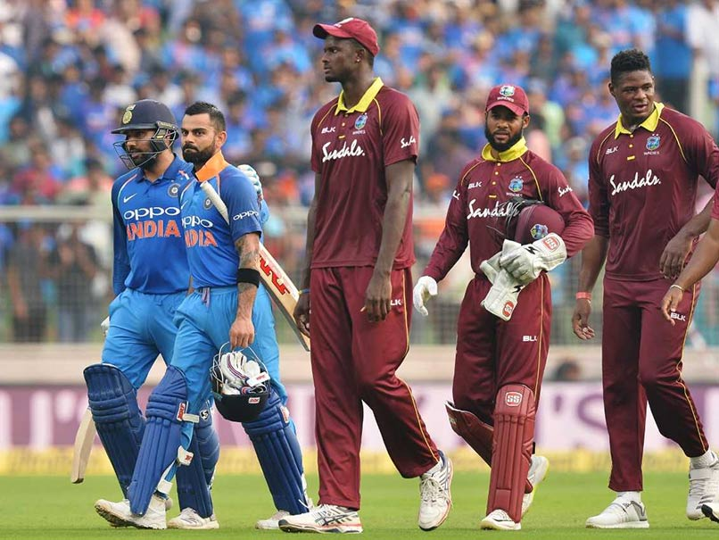 India vs West Indies: ODI Head To Head Match Stats ...