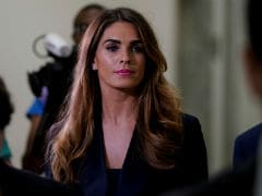 """OBJECTION!"" Ex-Trump Aide Hope Hicks Tight-Lipped In US House Interview"