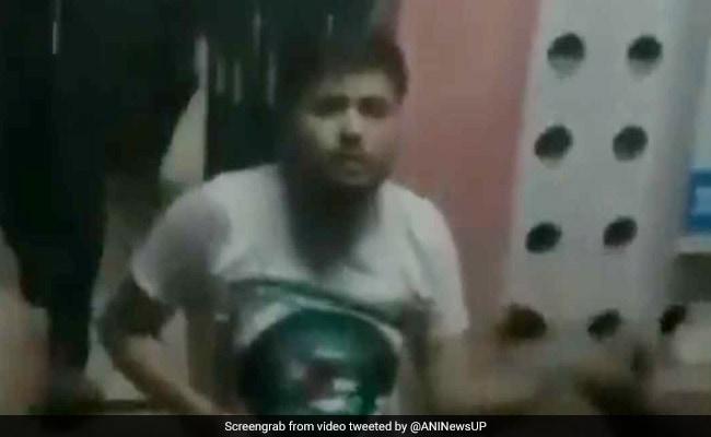Video Shows Doctor, Allegedly Drunk, Being Beaten Up In Uttar Pradesh