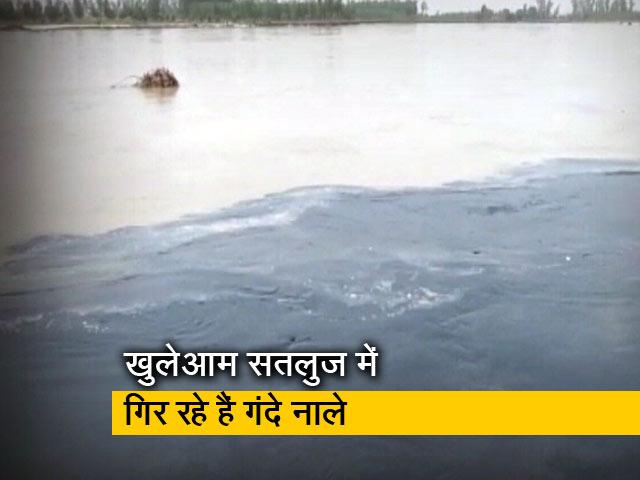 Videos : रवीश कुमार का प्राइम टाइम : हमारी कौन सी नदी हमारे प्रकोप से बची हुई है?