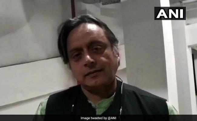 'Not Realistic': Shashi Tharoor On Making Sanskrit Official Language