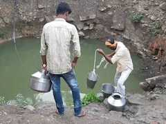 In Drought-Hit Beed, Locals Forced To Drink Contaminated Water