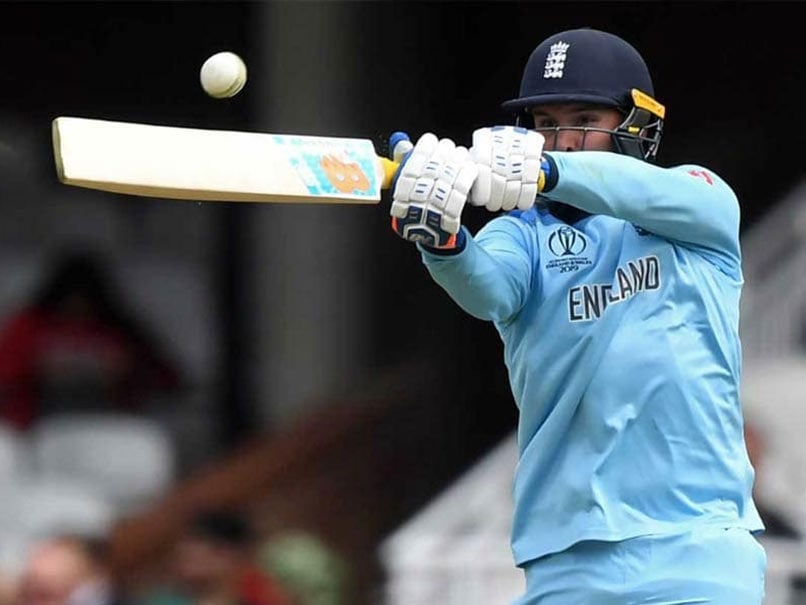 England's Jason Roy ruled out of Cricket World Cup match against Australia