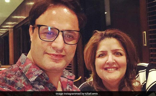 Sunaina Roshan's Alleged Boyfriend Ruhail Amin On Their Romance Vs Hrithik-Sussanne - NDTV News