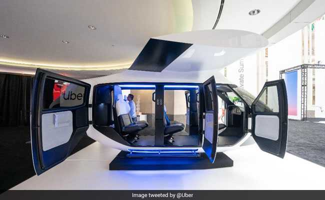 Uber Picks Melbourne As Test Site For Flying Taxi Service
