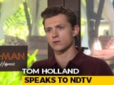 Video : Iron Man Will Be Missed By All: Tom Holland