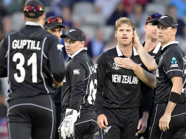 World Cup 2019 Points Table: New Zealand On Top, India Third