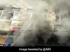 3, Including Two Children, Dead In Fire At School In Faridabad Near Delhi