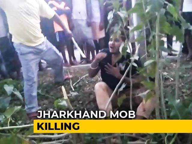 Video : Five Arrested In Jharkhand Mob Killing, 2 Police Officers Suspended