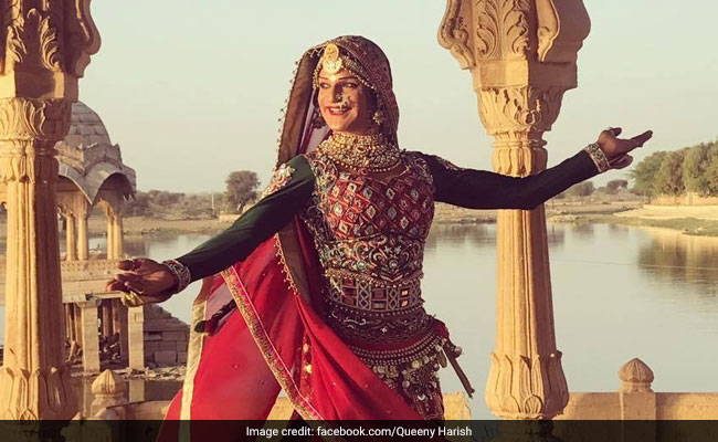 Queen Harish, Rajasthan's Top Folk Dancer, Killed In SUV Accident