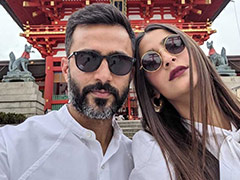 Another Day, Another Fab Pic From Sonam Kapoor And Anand Ahuja's Japan Vacation