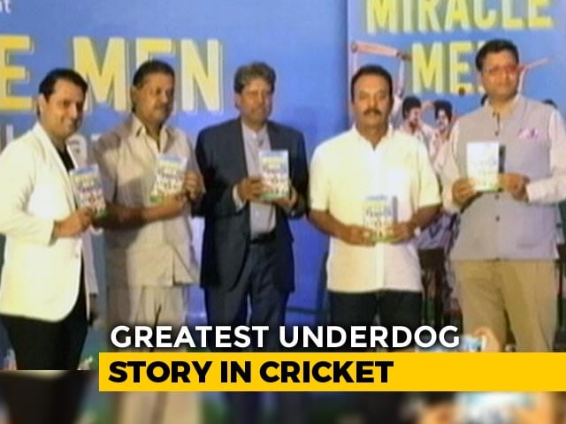 Video : Miracle Men, The Tale Of India's 1983 Win