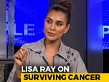 Video : Lisa Ray On Importance Of Breaking Silence Around Cancer