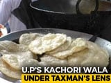 Video : UP Kachori Seller Who Earns Over 60 Lakh Annually Gets Tax Notice