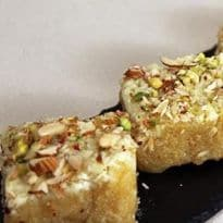 Watch: Try This Instant Bengali-Style Kalakand Barfi At Home
