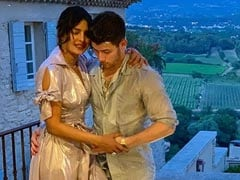 Priyanka Chopra And Nick Jonas Give Us A Glimpse Of Sophie Turner's Wedding Chateau In France