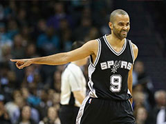 NBA Star Tony Parker Announces Retirement