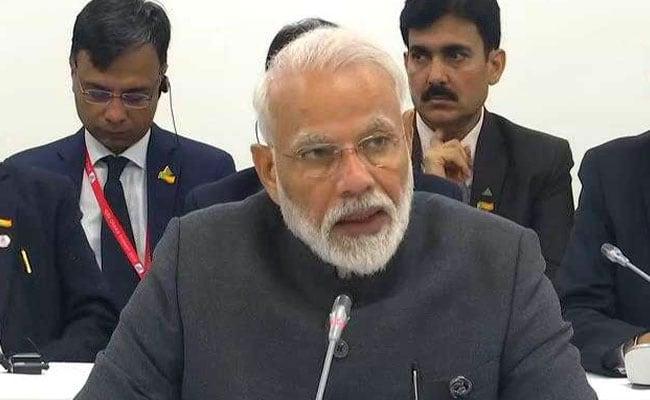 PM Modi To Meet Turkish President Erdogan At G-20 Summit In Japan's Osaka