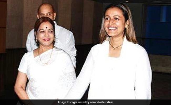 Vijaya Nirmala Was 'Truly Ahead Of Her Time': Namrata Shirodkar Posts Moving Tribute