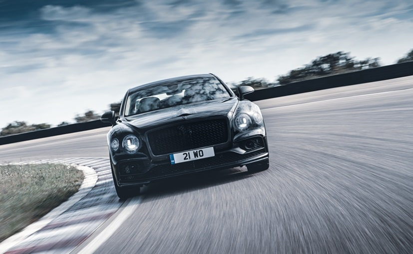 2020 Bentley Flying Spur will be the very first Bentley to get an All-Wheel Steering