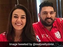 युवराज सिंह के क्रिकेट से रिटायरमेंट पर प्रीति जिंटा ने कही यह बात, वायरल हुआ Tweet