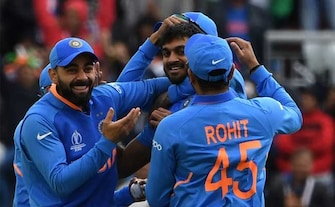 India Crush Pakistan To Make It 7 In A Row