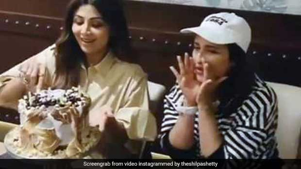Watch: Shilpa Shetty's 'Mahabinge' To Celebrate 44th Birthday (Ft. Parineeti Chopra And Kunal Kemmu)