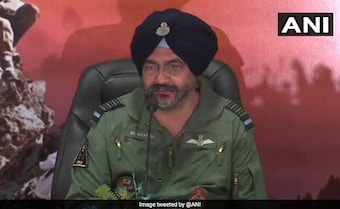 'If Pak Has Closed Airspace, It's Their Problem': Air Force Chief