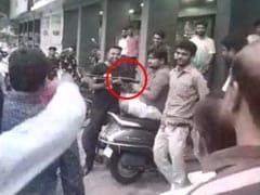 आकाश विजयवर्गीय को जमानत मिलने की खुशी में समर्थकों ने BJP दफ्तर के बाहर की फायरिंग, एक नहीं, दो नहीं किए पूरे पांच फायर, देखें VIDEO
