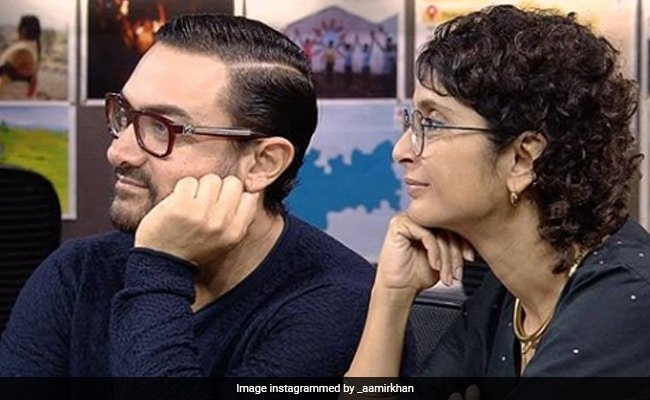 Aamir Khan On Wife Kiran Rao's 10-Second Films: 'Didn't Know It Was Even Possible'