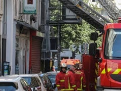 3 Dead, 1 Injured In Central Paris Fire, Fire Services Say