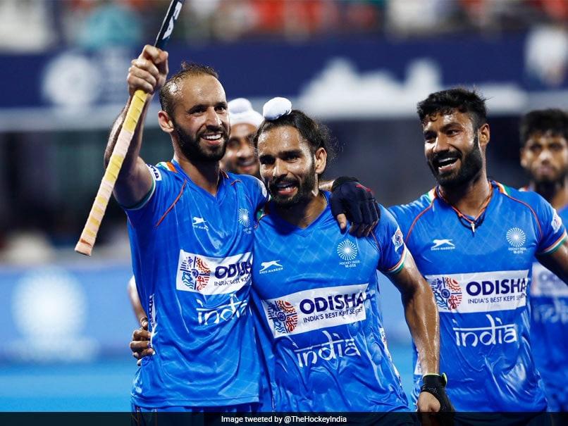 Hockey: India defeats Japan from 7-2