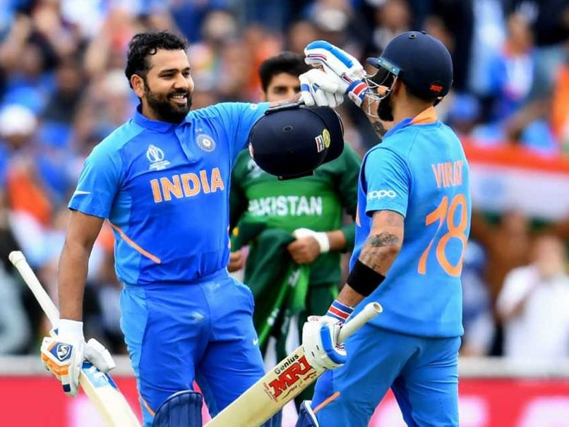 India vs Pakistan: Rohit On His Stand With Kohli vs Pakistan Says Wanted To Kill The Game