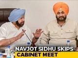 Video: Navjot Sidhu vs Captain Gets Bigger, Facebook Live Enters Feud